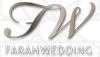 Logo Farah Wedding